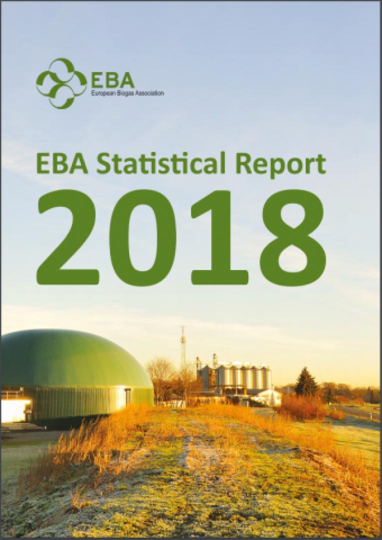De Europese biogas- en biomethaansector in 2018