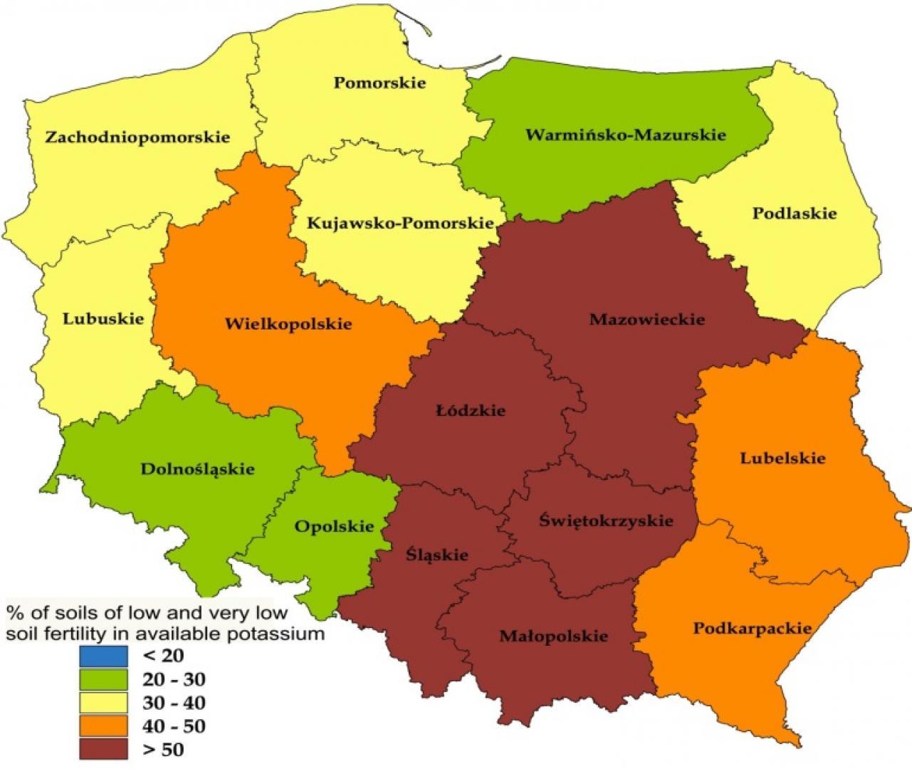 Nederlandse ambassade in Polen start project voor bodemverbetering met Nederlandse organische meststoffen