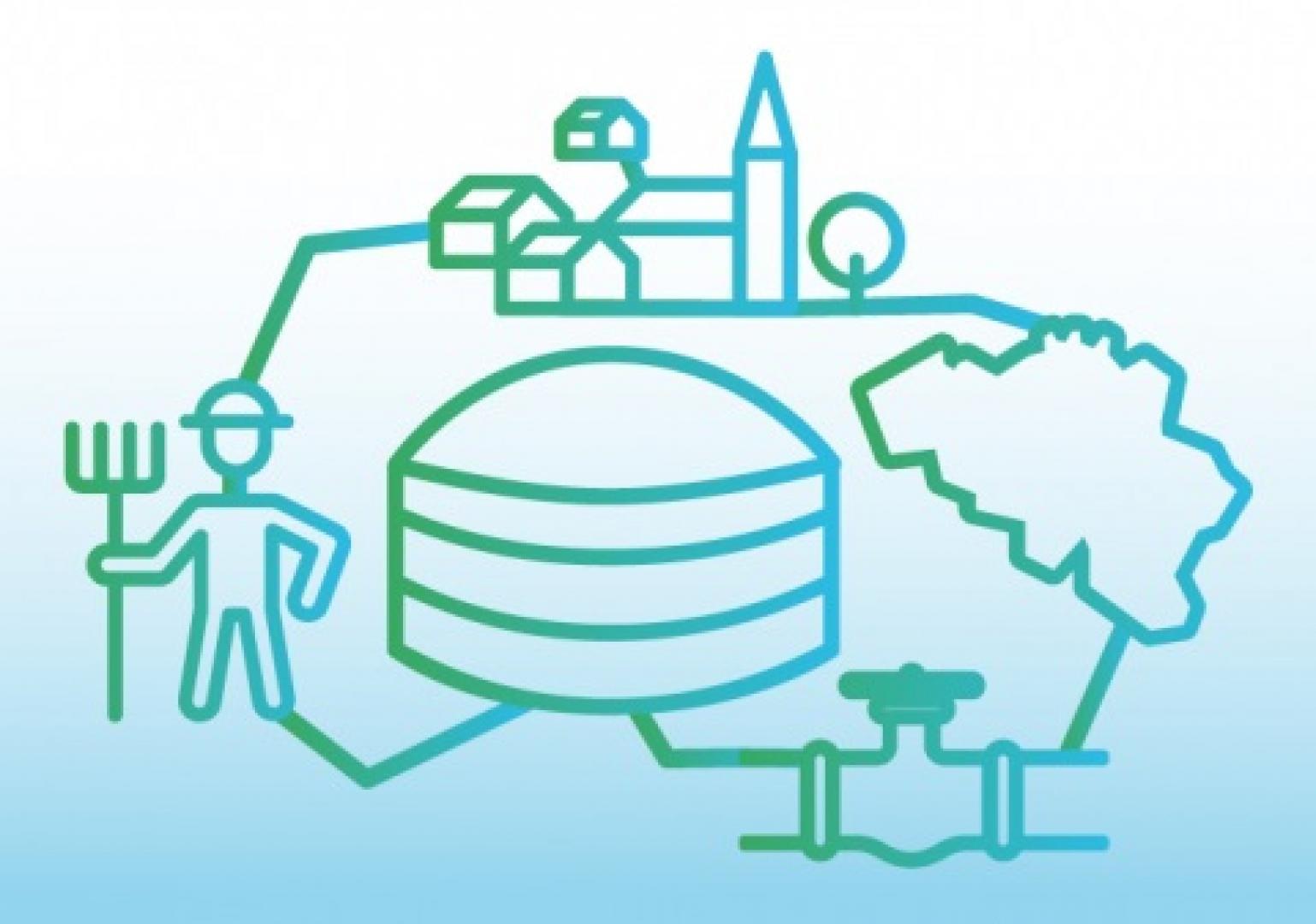 Hoeveel biomethaan kan er in België geproduceerd worden?